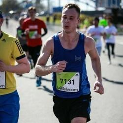 The 27th Lattelecom Riga Marathon - Tomas Ašmena (7131)