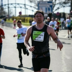 The 27th Lattelecom Riga Marathon - Johannes Arvela (4239)