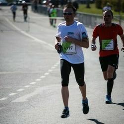 The 27th Lattelecom Riga Marathon - Vjačeslavs Beļajevs (6777)
