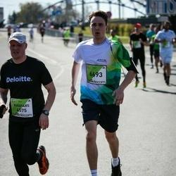 The 27th Lattelecom Riga Marathon - Kristaps Vēzis (6693)