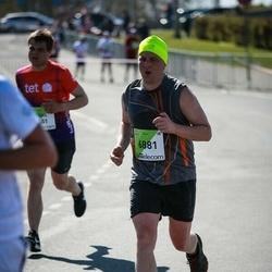 The 27th Lattelecom Riga Marathon - Jānis Rozītis (6881)