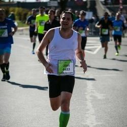 The 27th Lattelecom Riga Marathon - Jānis Deksnis (4453)