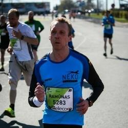 The 27th Lattelecom Riga Marathon - Ramūnas Korsakas (5283)