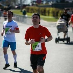 The 27th Lattelecom Riga Marathon - Aivaras Gricius (6592)
