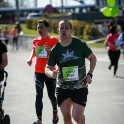 The 27th Lattelecom Riga Marathon - Lukasz Dudzinski (5360)
