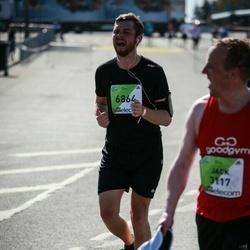 The 27th Lattelecom Riga Marathon - Artis Ozoliņš (6864)