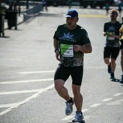 The 27th Lattelecom Riga Marathon - Aleksandrs Holmanovs (5142)