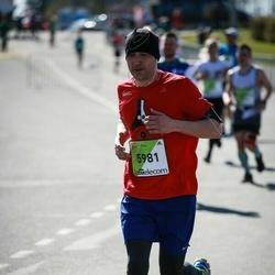 The 27th Lattelecom Riga Marathon - Sergejs Kolomicevs (5981)