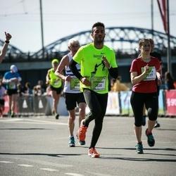 The 27th Lattelecom Riga Marathon - Stefano Buttarelli (3530)