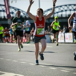 The 27th Lattelecom Riga Marathon - Rosalind Ashworth (2807)