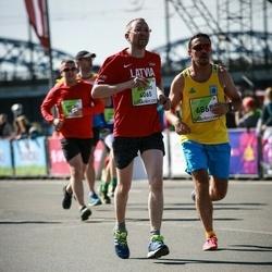 The 27th Lattelecom Riga Marathon - Artūrs Enziņš (4065)