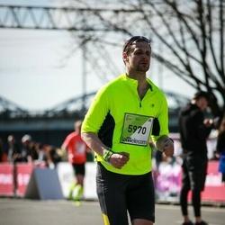 The 27th Lattelecom Riga Marathon - Jānis Baukerts (5970)