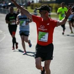 The 27th Lattelecom Riga Marathon - Steve Coman (2963)
