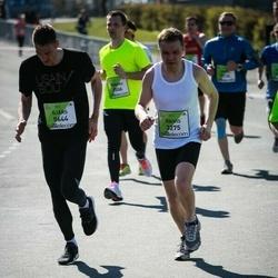 The 27th Lattelecom Riga Marathon - Raivis Paegle (3275), Ojārs Bicāns (5644)