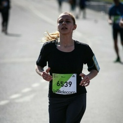 The 27th Lattelecom Riga Marathon - Anete Paegle (6539)