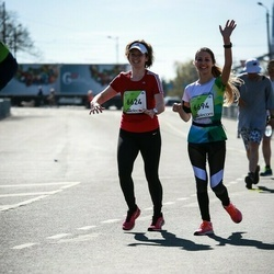 The 27th Lattelecom Riga Marathon - Anna Tsaregorodtseva (6624)