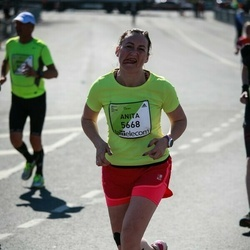 The 27th Lattelecom Riga Marathon - Anita Fišere (5668)