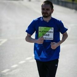 The 27th Lattelecom Riga Marathon - Alexandru Narijnii (5060)