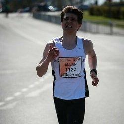 The 27th Lattelecom Riga Marathon - Allan Männi (1122)