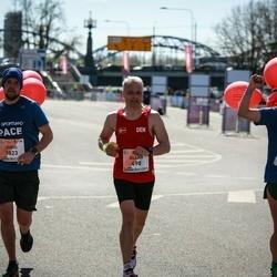 The 27th Lattelecom Riga Marathon - Allan Pedersen (498), Juris Gudēvics-Liepiņš (1823)