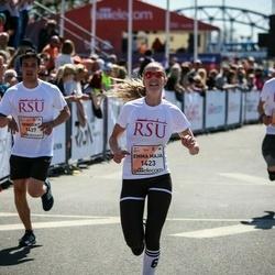 The 27th Lattelecom Riga Marathon - Emma Maja Walfridsson (1423), Benedikt Petrauschke (1427)