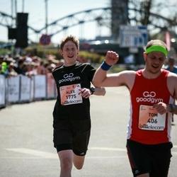 The 27th Lattelecom Riga Marathon - Alex Tylor (1775)