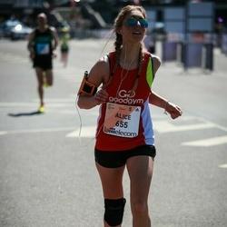 The 27th Lattelecom Riga Marathon - Alice Yardley (655)