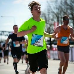 The 27th Lattelecom Riga Marathon - Elvis Kmetjuks (8376)
