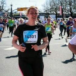 The 27th Lattelecom Riga Marathon - Aiga Mauriņa (14301)