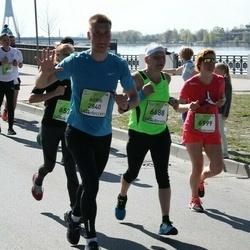 The 27th Lattelecom Riga Marathon - Agris Kamenders (2840), Aleksandrs Jakovlevs (6688)