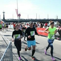 The 27th Lattelecom Riga Marathon - Martin Moström (2618), Alicja Łabaziewicz (2792)