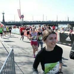 The 27th Lattelecom Riga Marathon - Alicja Łabaziewicz (2792)