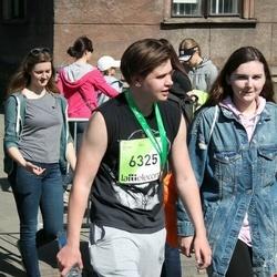 The 27th Lattelecom Riga Marathon - Aliaksei Buyasau (6325)