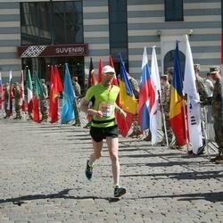 The 27th Lattelecom Riga Marathon - Aleksei Kuligin (1204)