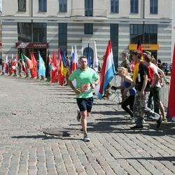 The 27th Lattelecom Riga Marathon - Ainārs Brahmanis (1407)