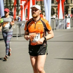 The 27th Lattelecom Riga Marathon - Aare Huik (2117)