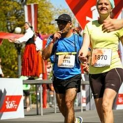 The 27th Lattelecom Riga Marathon - Amir Hleihil (1776)