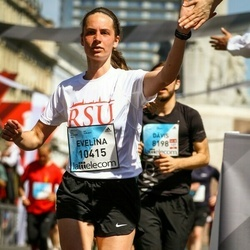 The 27th Lattelecom Riga Marathon - Evelīna Grāvelsiņa (10415)