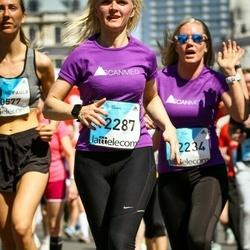 The 27th Lattelecom Riga Marathon - Agnese Laktiņa (12287)
