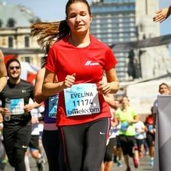 The 27th Lattelecom Riga Marathon - Evelīna Zaula (11174)