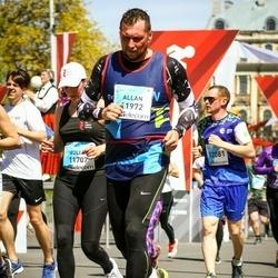 The 27th Lattelecom Riga Marathon - Allan Aava (11972)