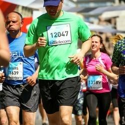 The 27th Lattelecom Riga Marathon - Andris Mačtams (12047)