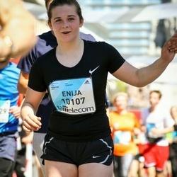 The 27th Lattelecom Riga Marathon - Enija Pļaviņa (10107)