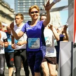 The 27th Lattelecom Riga Marathon - Anna Brazovska (11923)