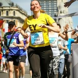 The 27th Lattelecom Riga Marathon - Anna Haļčicka (9301)