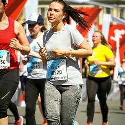 The 27th Lattelecom Riga Marathon - Evija Pēda (10220)
