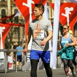 The 27th Lattelecom Riga Marathon - Frederik Kipp (1373)