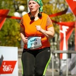 The 27th Lattelecom Riga Marathon - Anita Millere (8729)