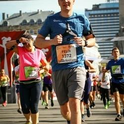 The 27th Lattelecom Riga Marathon - Felix Schiepek (1372)