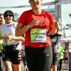 The 27th Lattelecom Riga Marathon - Alexandra Spencer (3124)